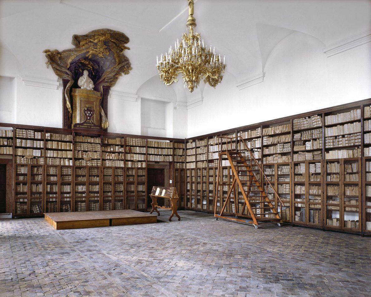 Biblioteca Palazzo Altieri, Rome, Italy
