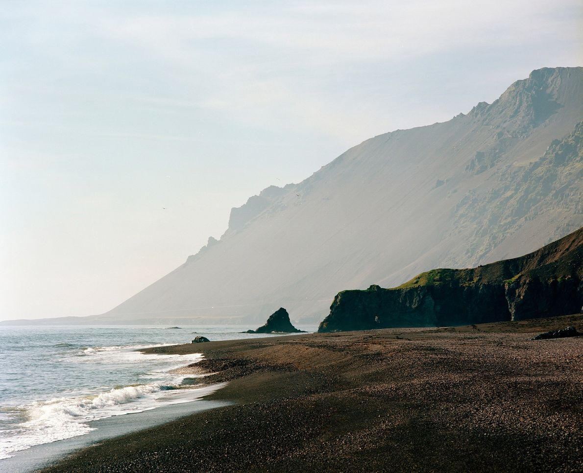 Krossanesfjall, Southeast Iceland