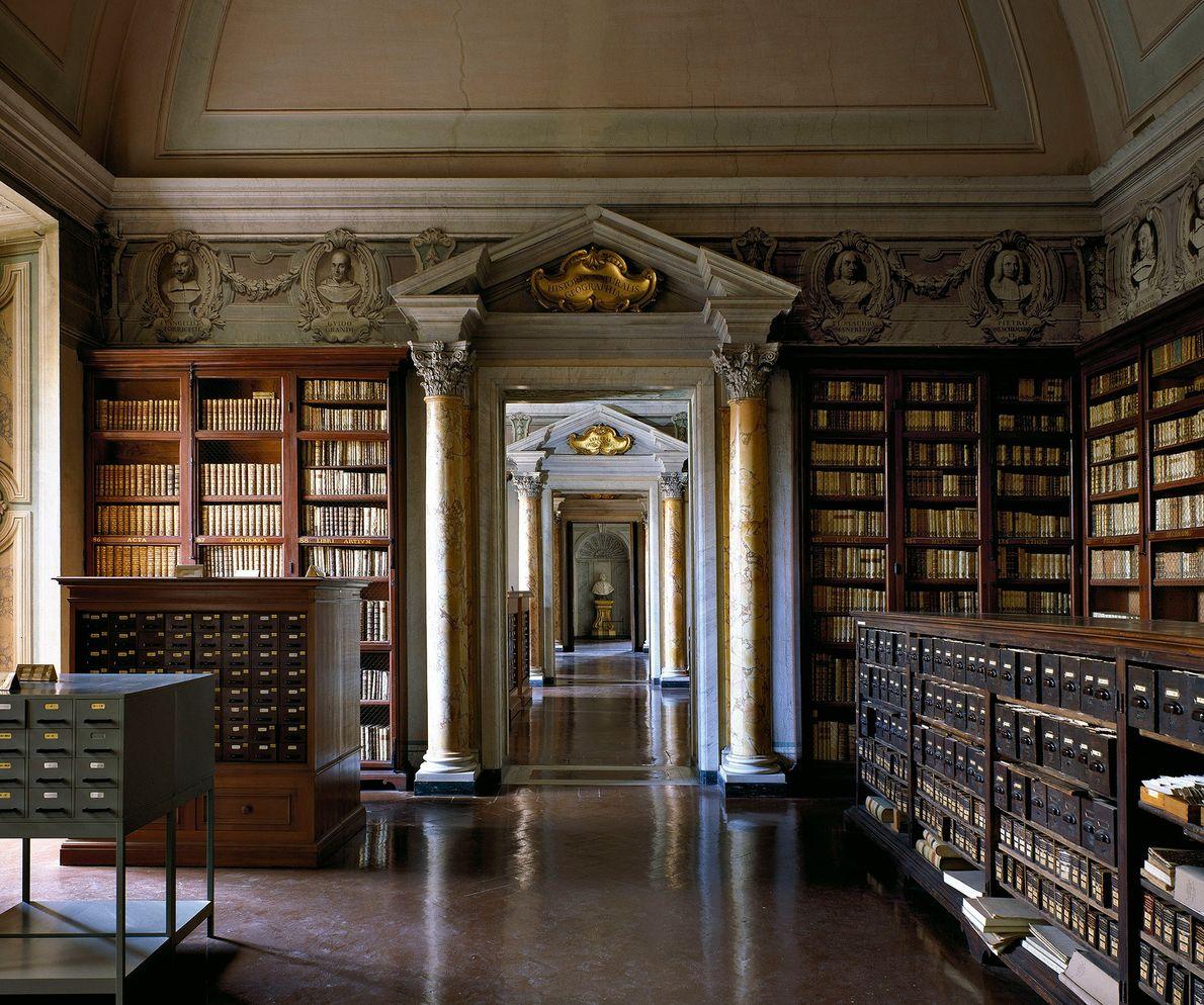 Accademia Nazionale dei Lincei e Corsiniana, Rome, Italy