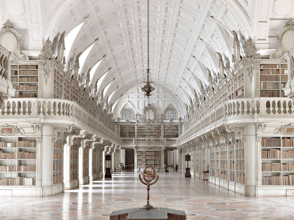 Biblioteca Municipal, Mafra, Portugal