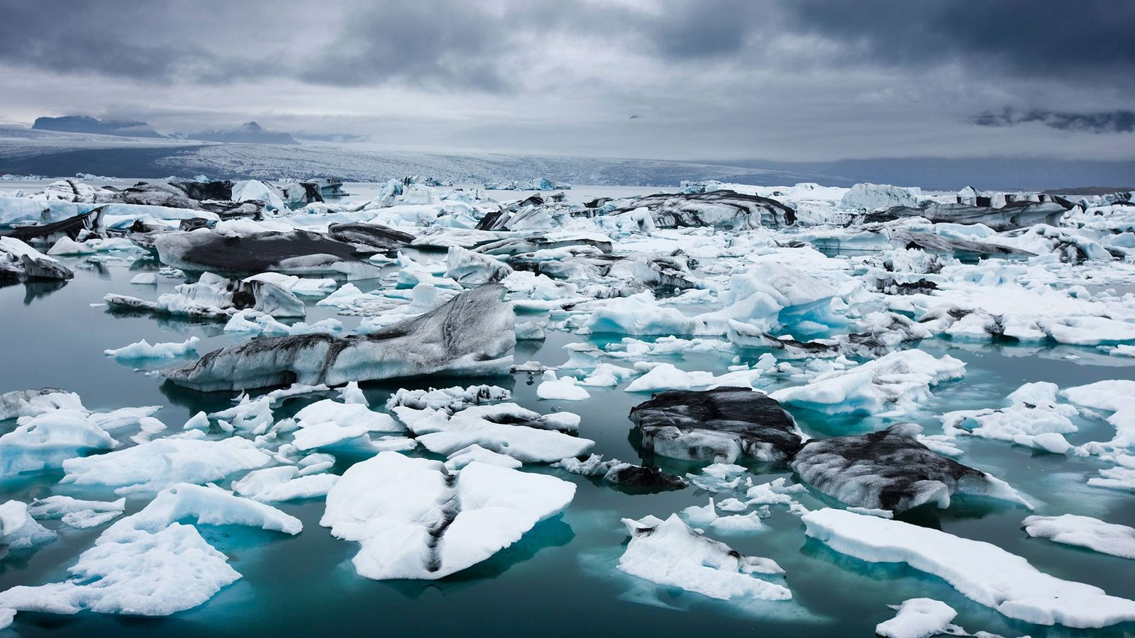 Iceland's glacier Breiðamerkurjökull is melting. And local people stand to lose more than some even know.