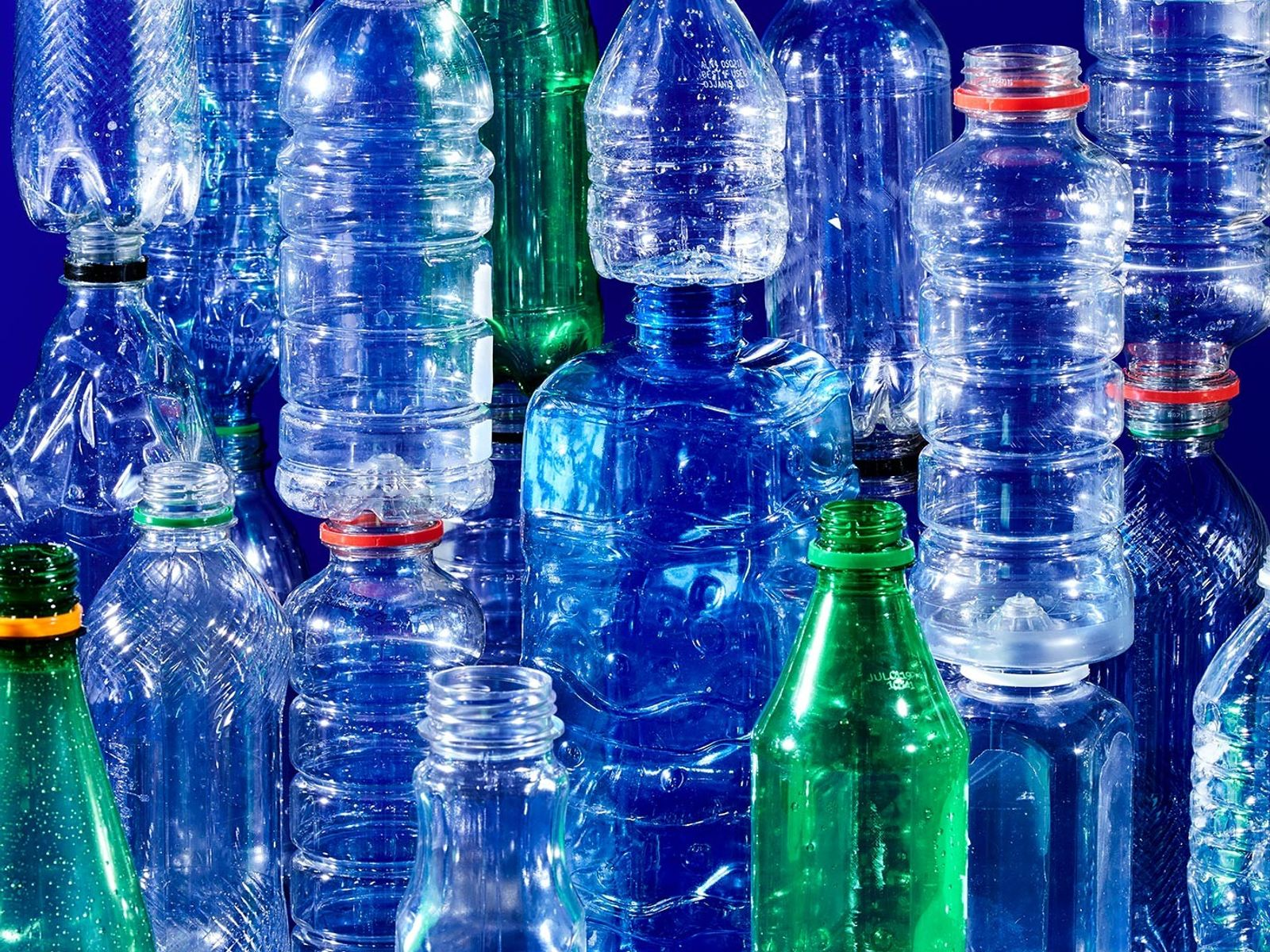 A million plastic drinks bottles were purchased each minute as of 2017. The plastic bottle's journey ...