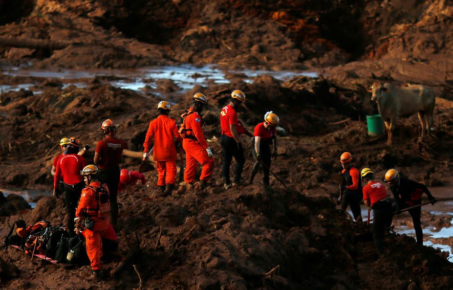Brazil's deadly dam disaster may have been preventable