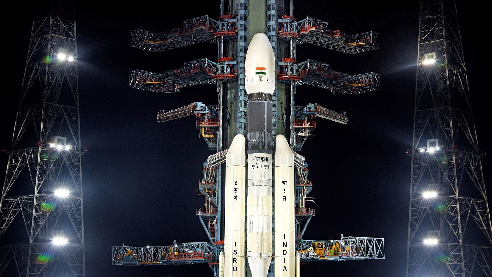 In July, India's Chandrayaan-2 mission launched toward the moon atop a GSLV MkIII-M1 rocket. Later today, ...