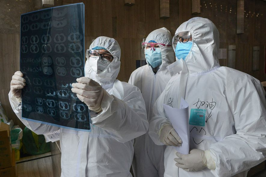 Access all of National Geographic's coverage of the pandemic