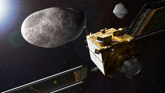 Why NASA plans to slam a spacecraft into an asteroid