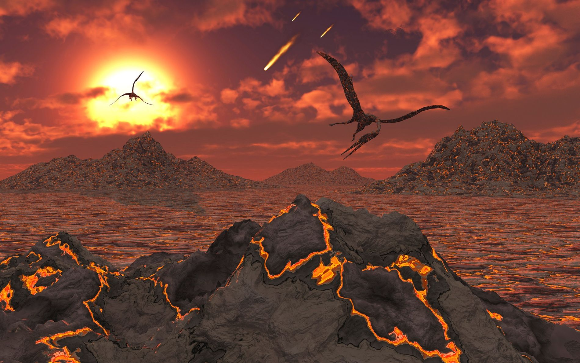 How the dinosaur-killing asteroid primed Earth for modern life