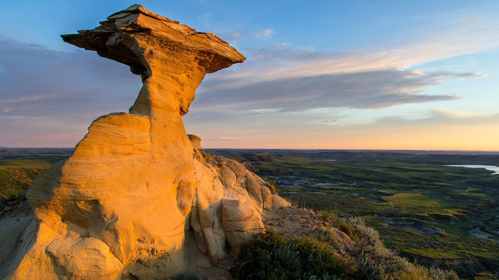 Layers of rock in the western U.S. known as the Hell Creek Formation preserve the final ...