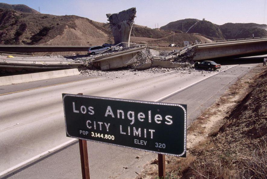 Hidden earthquake risk found lurking beneath Los Angeles