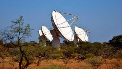 Bizarre radio burst traced back to its origin in deep space