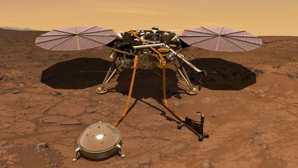 Mysterious magnetic pulses discovered on Mars