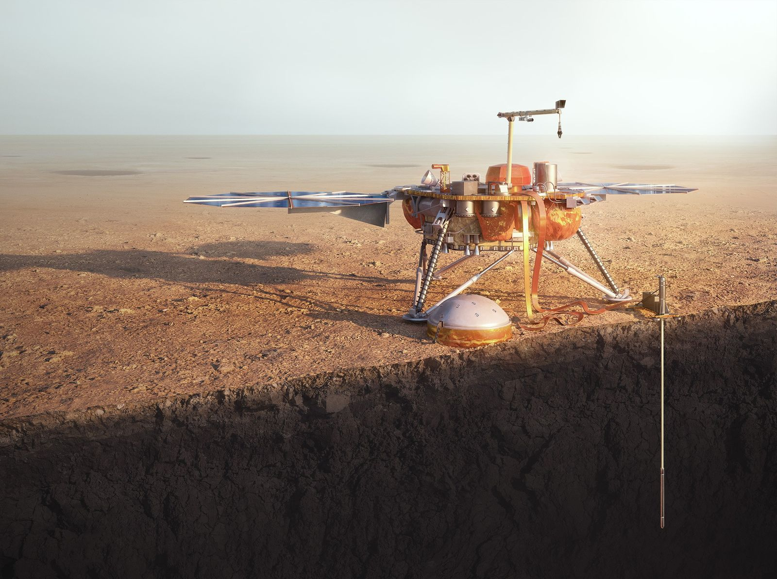New Mars lander touches down safely. What happens now?