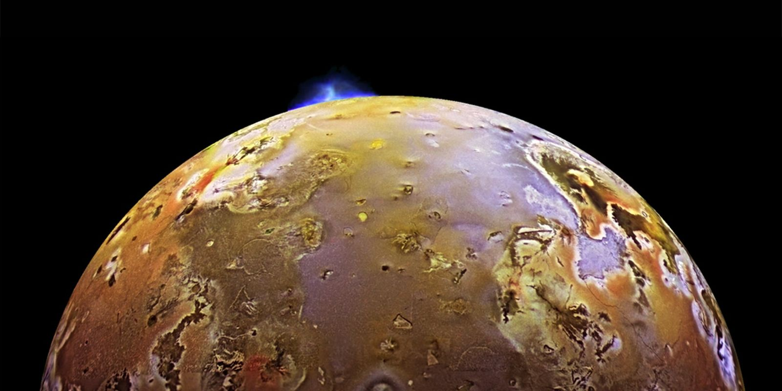 This is our best look yet at the solar system's most volcanic object