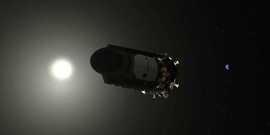 Famous Planet-hunting Spacecraft Runs Out of Fuel