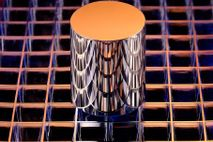 This cylinder is an exact replica of the International Prototype of the Kilogram, or IPK. Stored ...