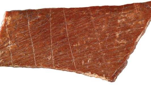 Oldest carving in East Asia found. But its maker is a mystery.