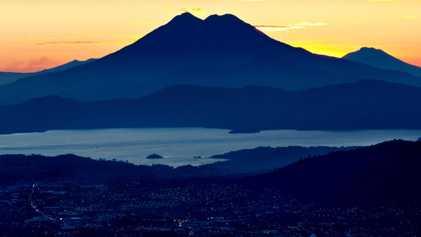 Giant Volcano Behind 'Ancient Apocalypse' Found