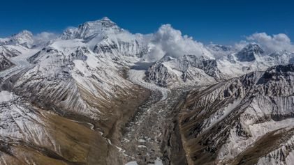 Mount Everest is two feet taller, China and Nepal announce