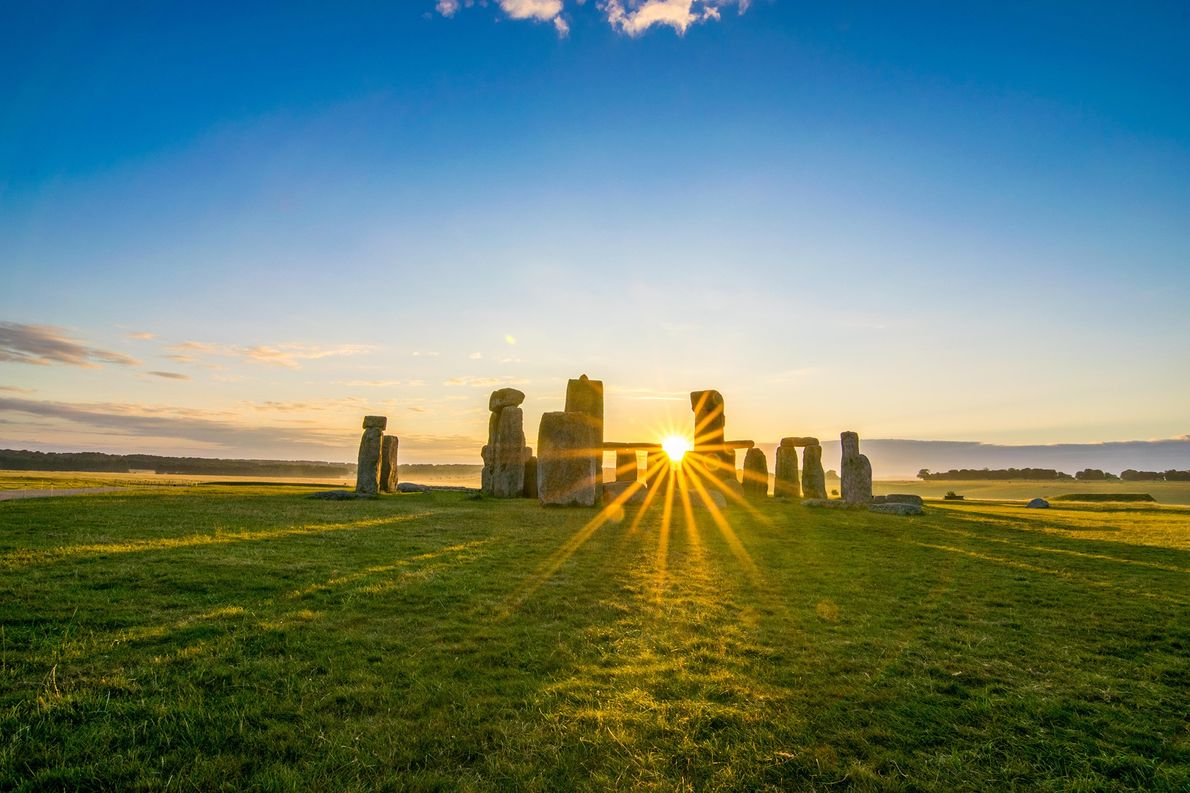 Stonehenge has long been a popular destination for the equinoxes. Druids and pagans gather here to ...