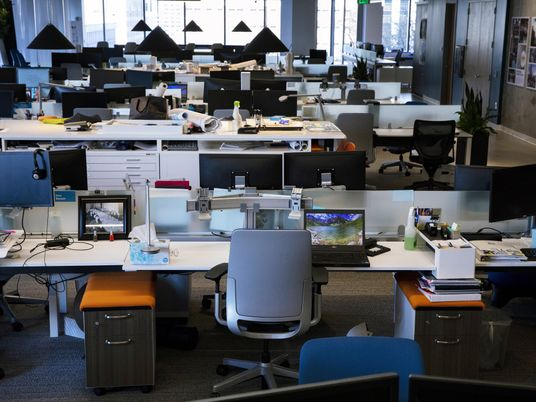 Goodbye to open office spaces? How experts are rethinking the workplace.