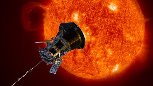 The sun keeps getting stranger, dive-bombing solar probe shows