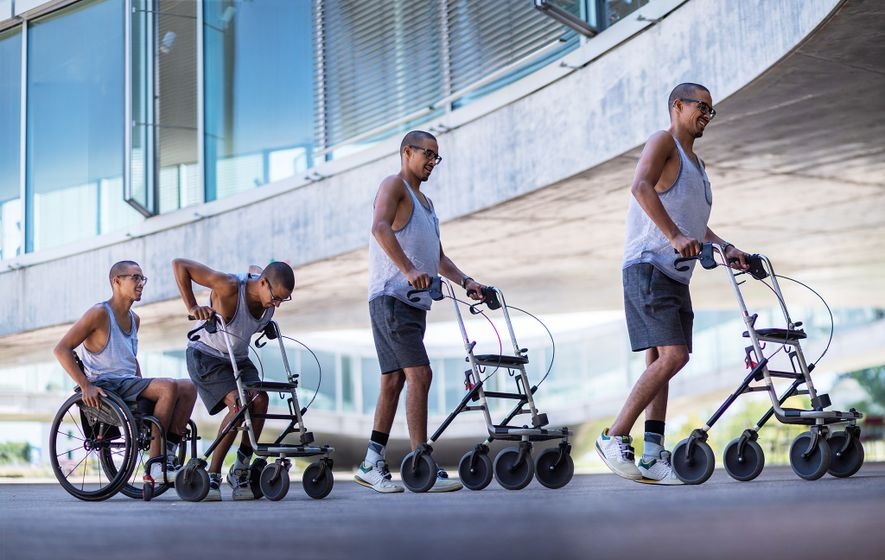 New spinal cord therapy helps paralysed patients walk again