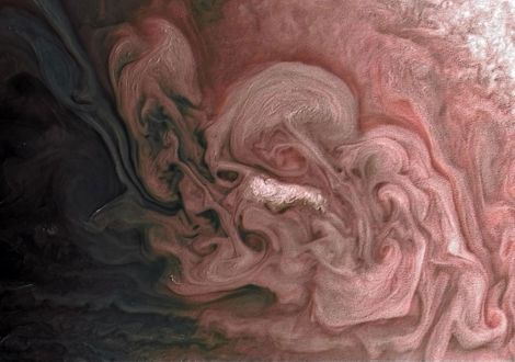 Gallery: spectacular storms from space