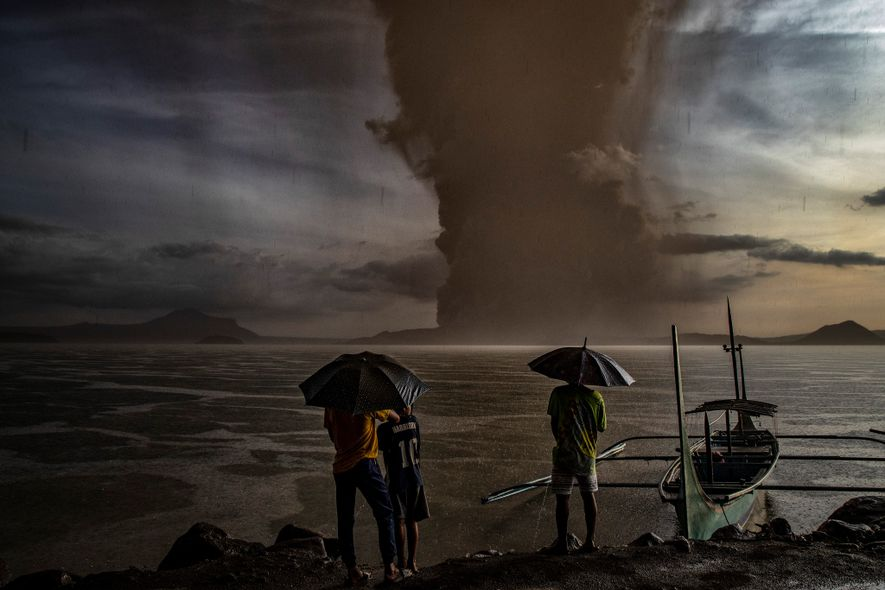 What the Philippines volcano 'worst-case scenario' could look like
