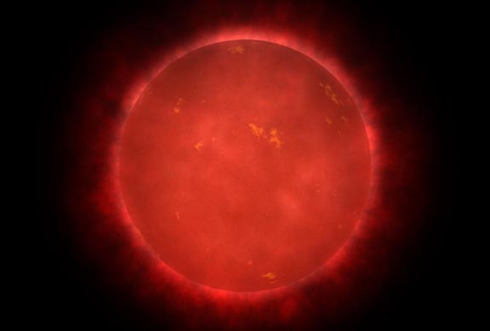 Two potentially life-friendly planets found orbiting a nearby star