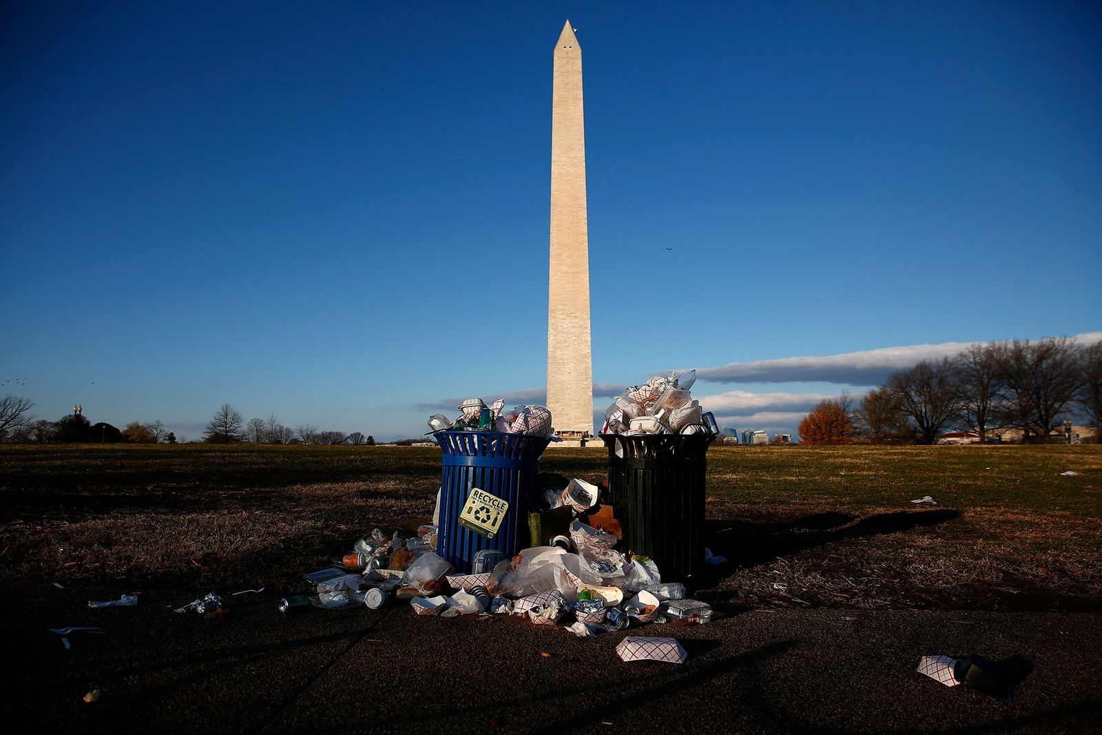 National parks face years of damage from government shutdown