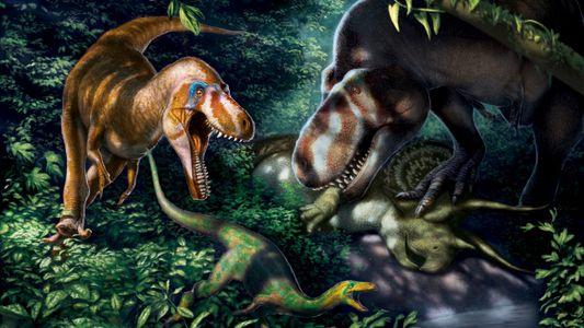 These sleek predatory dinosaurs really are teenage T. rex