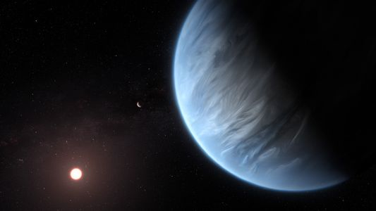 Water found on a potentially life-friendly alien planet: what we know