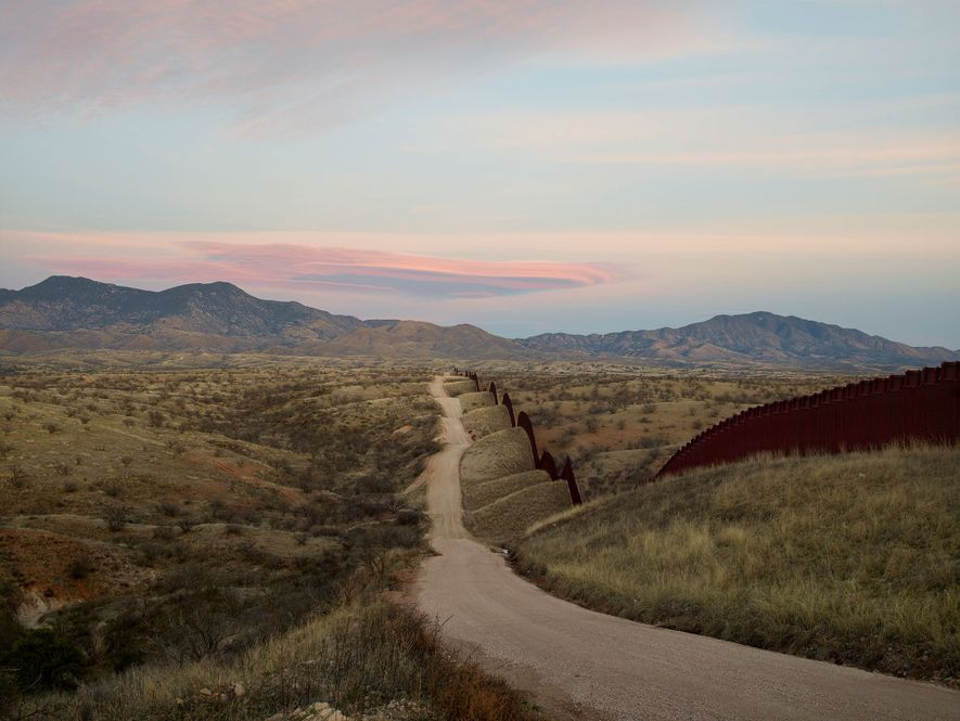 President Trump's border wall could have major environment impacts
