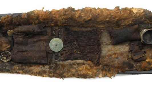 Bronze Age Woman Had Surprisingly Modern Life