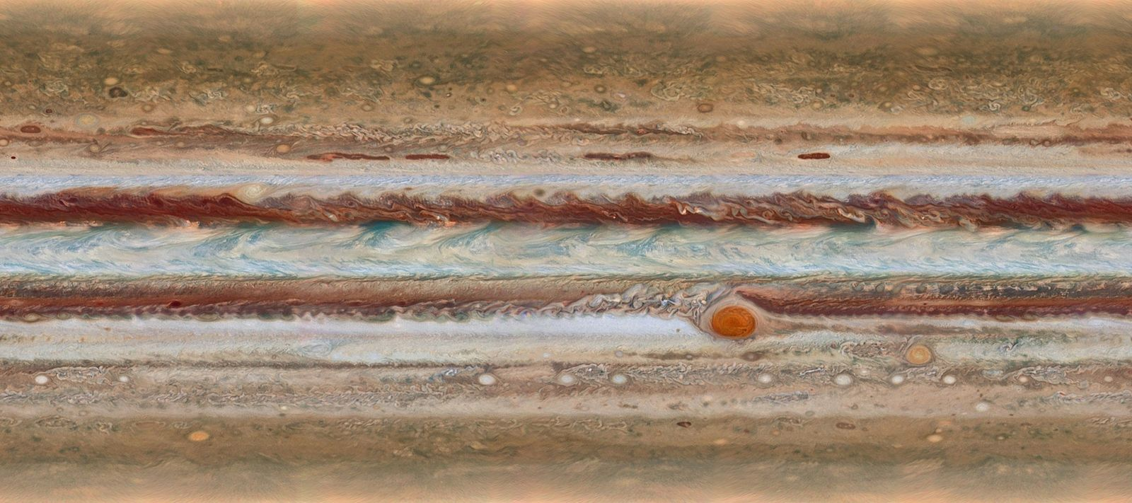 Hubble Video Reveals Mystery Object In Jupiter's Red Spot