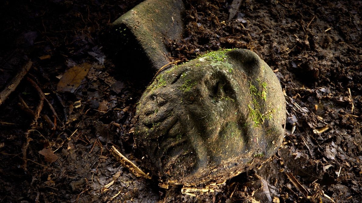 Exclusive: Lost City Discovered in the Honduran Rain Forest