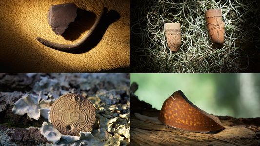Pictures: Lost Colony Artifacts ...