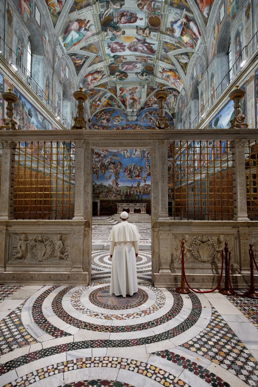 'Unimaginable' Access to Pope Francis Yields 68,000 Photos