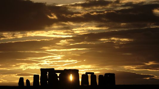 New Discovery Solves One Mystery of Stonehenge's Construction