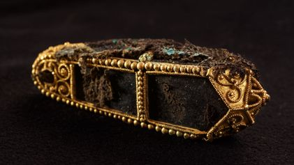 Pictures: An Elite Viking's Prized Possessions