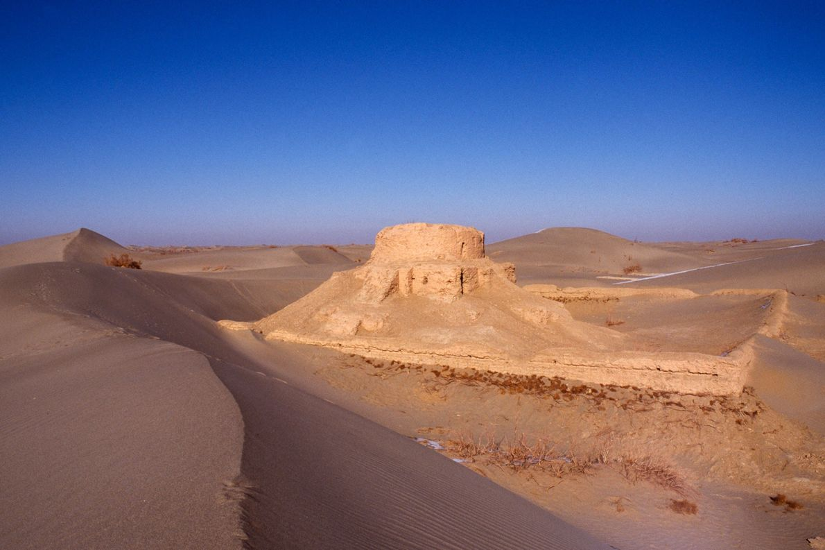 Khotan Another Buddhist kingdom, Khotan derived its power from its strategic location on the Silk Road in …