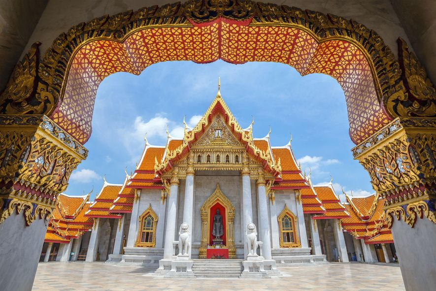 20 of the world's most beautiful Buddhist temples