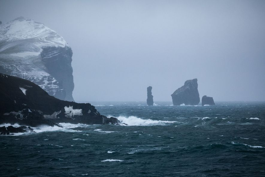 100 YEARS OF EXPLORING DECEPTION ISLAND