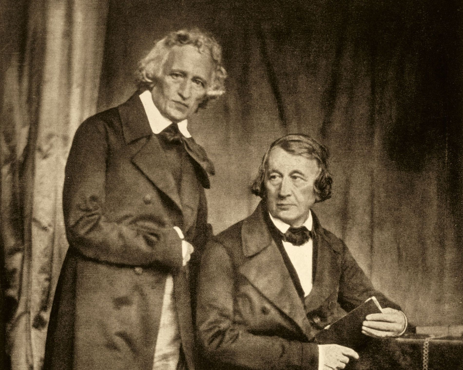 Jacob and Wilhelm Grimm's collection of German folktales, first published in 1812, were much edgier than ...