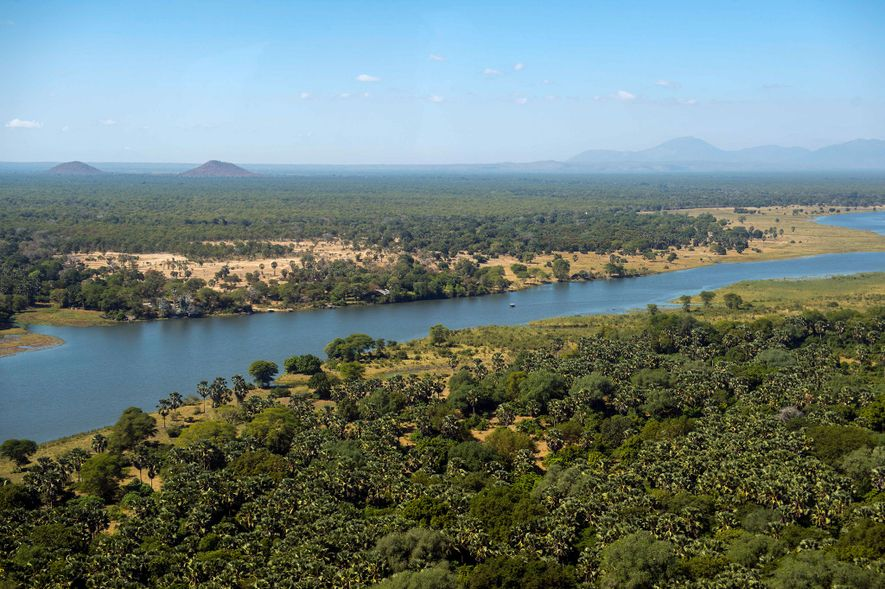 Liwonde National Park is one of Malawi's most popular sites for safaris, although poaching has taken ...