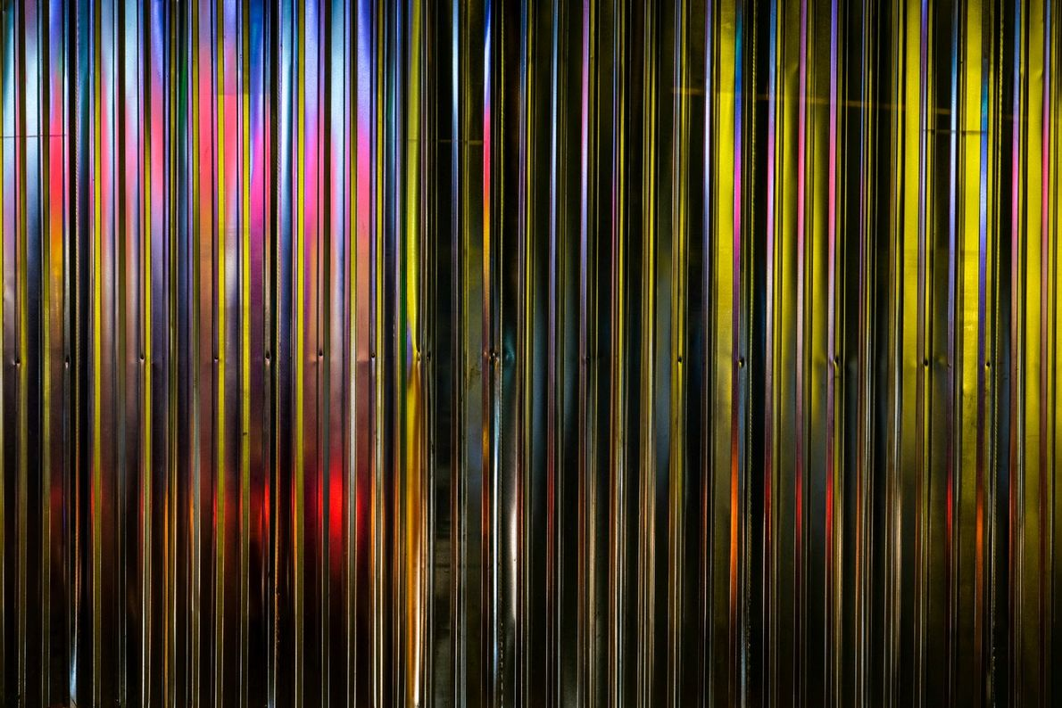 Your Shot photographer Khai Nguyen Tuan made this abstracted photograph while in Ho Chi Minh City, ...