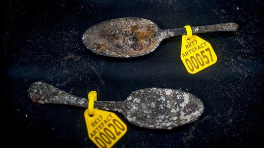 Mysterious 'Treasure Chest' Found in Historic Shipwreck