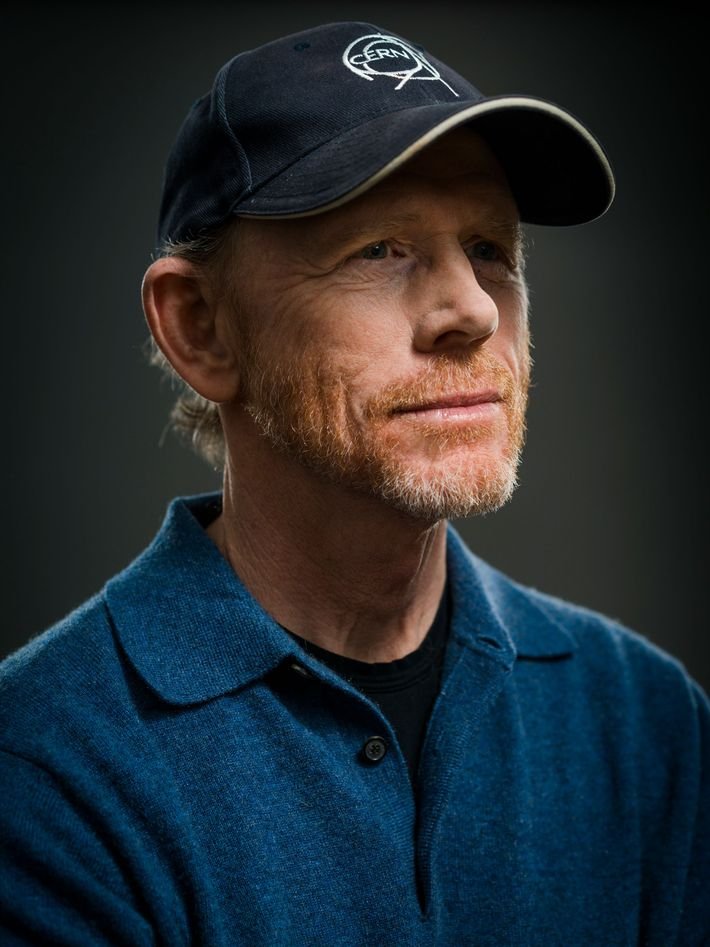 For many years, Academy Award winner Ron Howard has focused a lens on space.