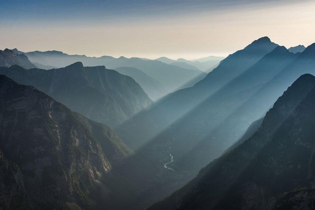 Trenta Valley, northwestern Slovenia