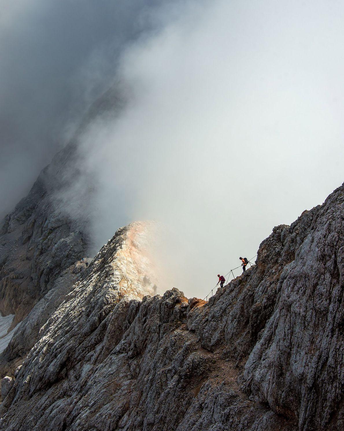 Mount Triglav, northwestern Slovenia